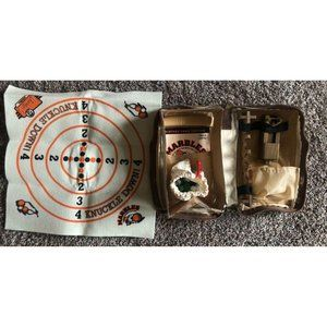 Marbles Vintage Game Edition